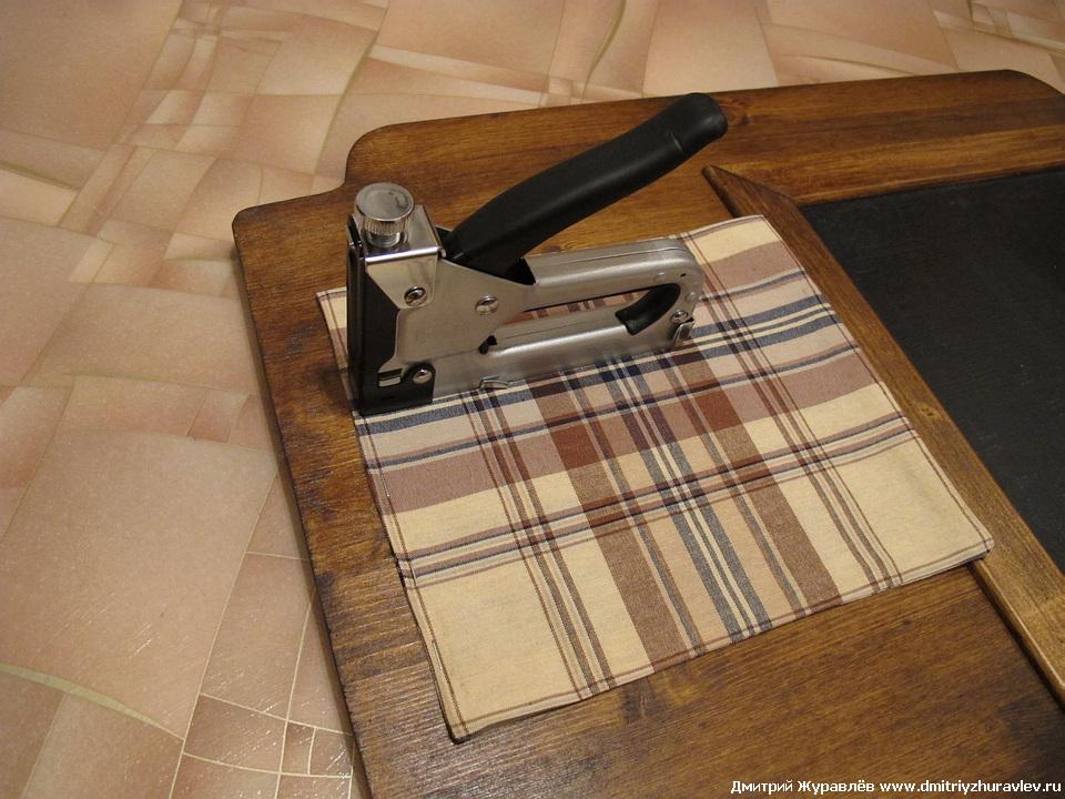 Как в домашних условиях сделать доску для рисования мелом