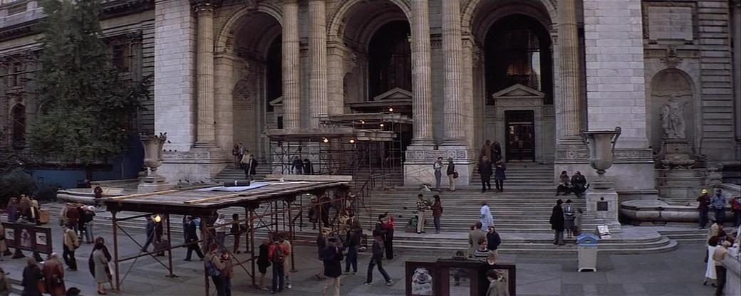 Охотники за приведениями: места съёмок в Нью-Йорке
