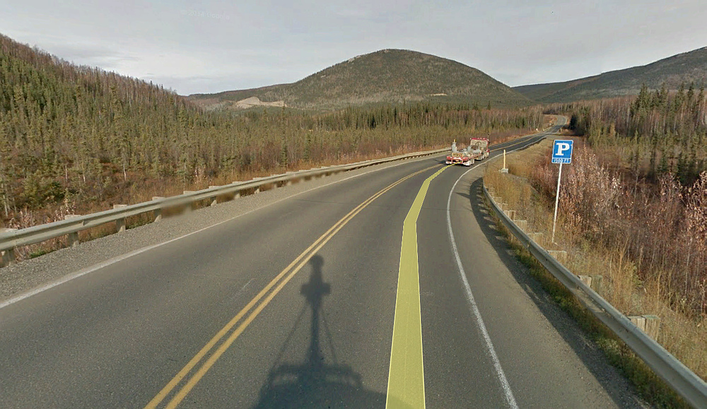 Dalton Highway, North Slope Haul Road